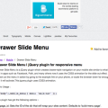 drawer-slide-menu