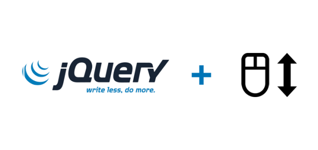 jQueryで上スクロールと下スクロールで違う処理をする!