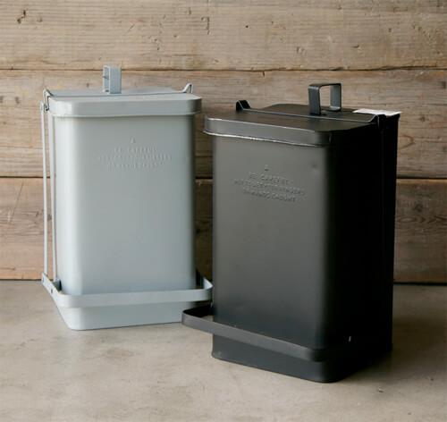 おしゃれなデザインのおすすめゴミ箱、ダストボックス25選【インテリア】