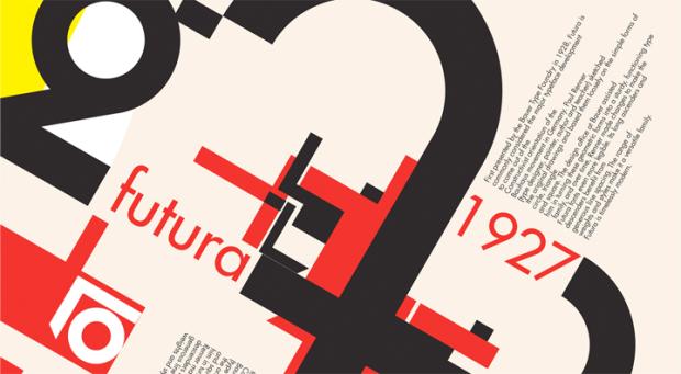Futuraフォントを使った有名な企業ロゴやブランドロゴ6選!