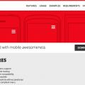 smart-phone-menu