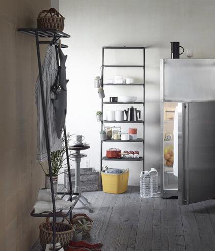 おしゃれなデザインの収納家具や収納雑貨23選【インテリア】