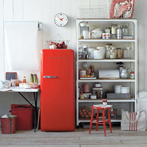 おしゃれな冷蔵庫1