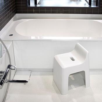 おしゃれなデザインのおすすめバスチェア、風呂椅子5選