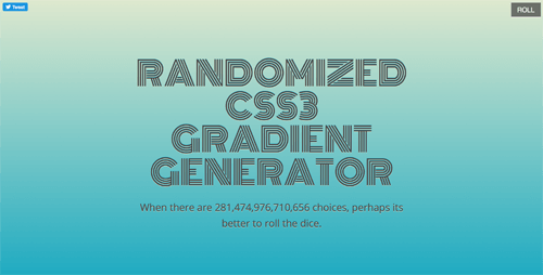 randomized-css3-gradient-generator