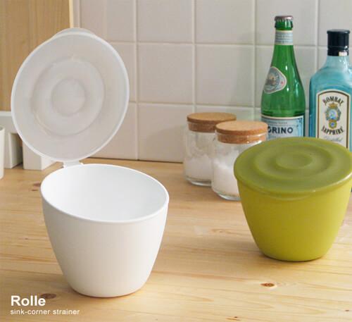 おしゃれなデザインのおすすめ三角コーナー、キッチン用ゴミ箱7選!