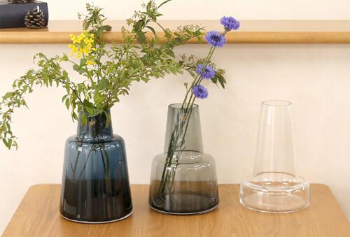 花瓶・フラワーベースの形状