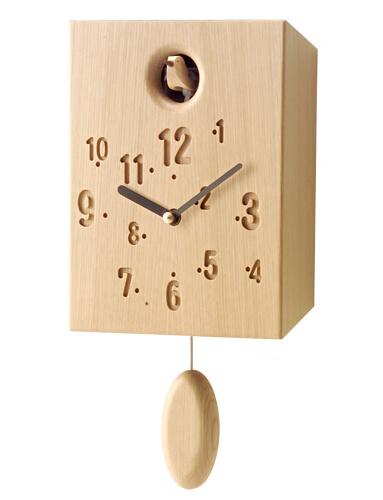 おしゃれな鳩時計5