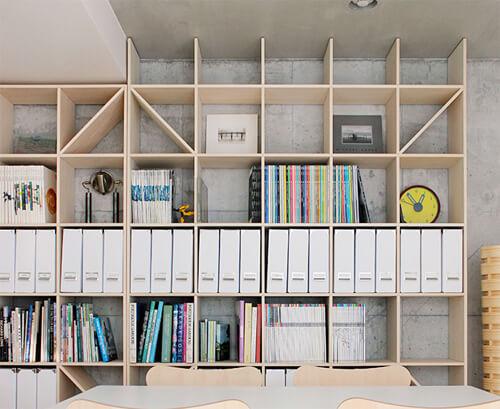 おしゃれな本棚のおすすめ10選。インテリア性の高い北欧風デザインから扉付きまで
