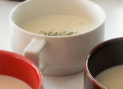 スープカップの容量やサイズ