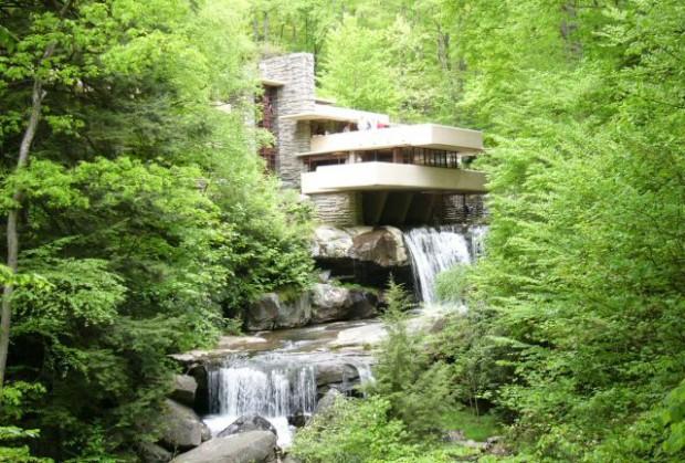 近代建築の巨匠フランク・ロイド・ライトが設計した建築物15選