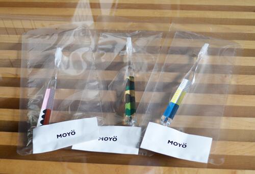 歯科医が設計したおしゃれすぎる歯ブラシ「MOYO」!