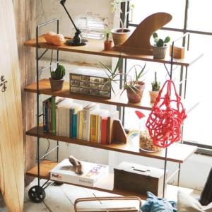 おしゃれなシェルフ15選。北欧デザインやかわいい木製もおすすめ