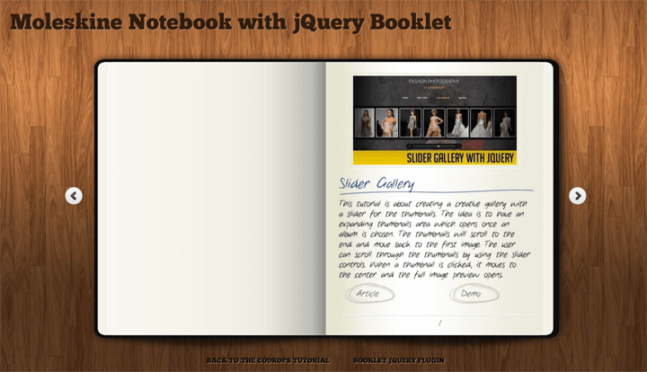 jquery-plugin-page-flip-book-effect3