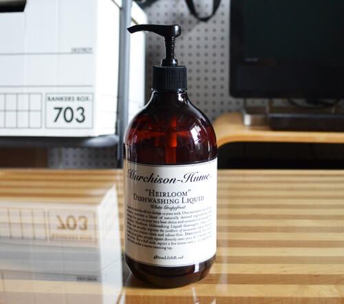 ボトルがおしゃれすぎるMurchison-Humeの食器用洗剤「Dishwashing Liquid」!
