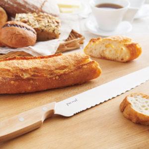 おしゃれなブレッドナイフ10選。デザイン性の高いパン切り包丁のおすすめ