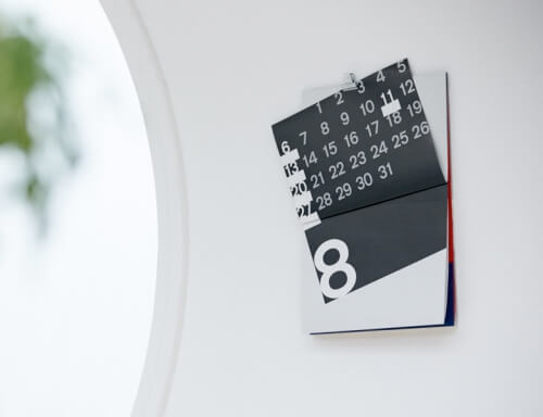 おしゃれなデザインのおすすめ2017年版カレンダー15選【インテリア】