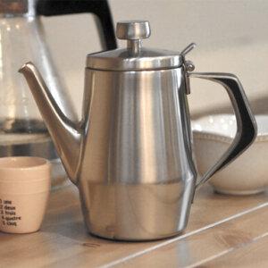 おしゃれなデザインのおすすめコーヒーポット10選。かわいいホーローからステンレスまで