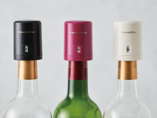 おしゃれなワインストッパー・ボトルストッパー3
