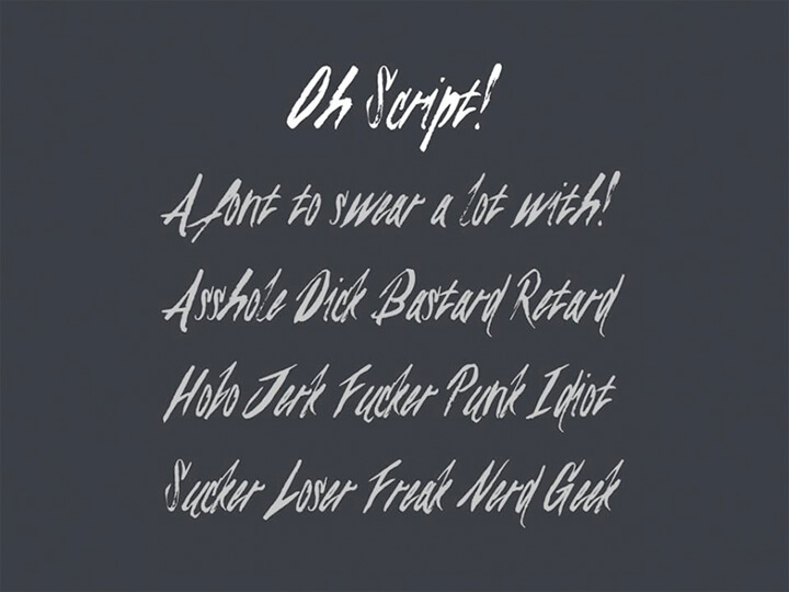 english-script-free-font30