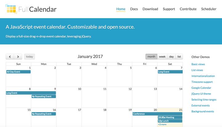 jquery-plugin-calendar2