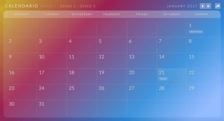 jquery-plugin-calendar7
