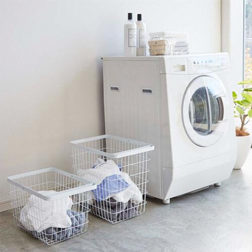 洗濯かご・ランドリーバスケットの容量やサイズ