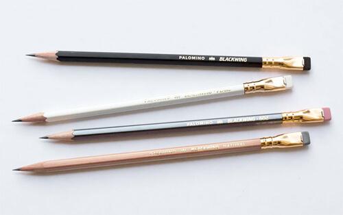 おしゃれな鉛筆11選。かわいいデザインもおすすめ