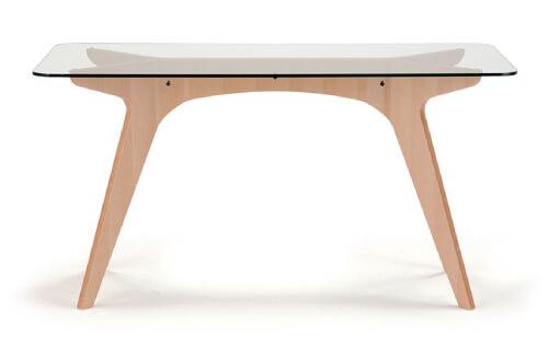 おしゃれなダイニングテーブル1