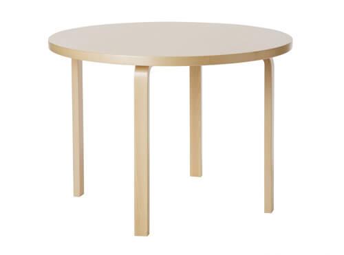 おしゃれなダイニングテーブル6