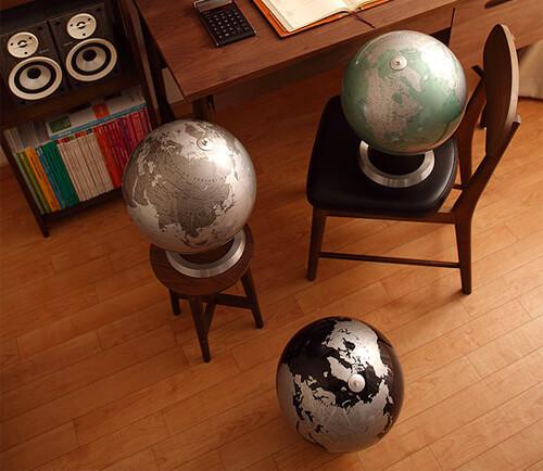 おしゃれなデザインのおすすめ地球儀8選【インテリア】