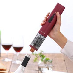 おしゃれなワインオープナーのおすすめ8選。かわいいデザインからかっこいいワインオープナーまで