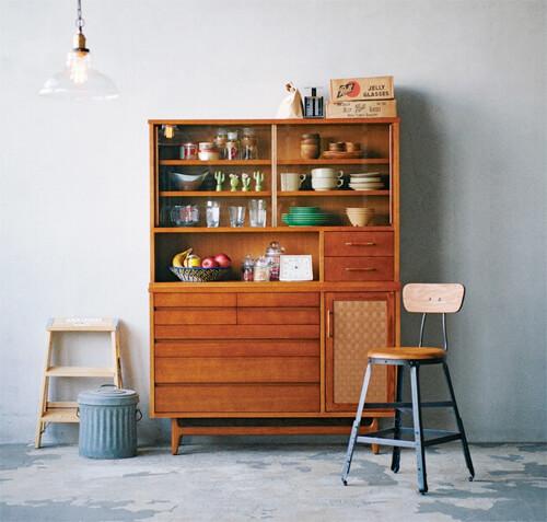おしゃれなデザインのキャビネット12選。かわいい木製キャビネットもおすすめ