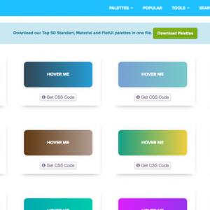 gradient-buttons