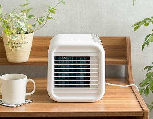 冷風機・冷風扇のサイズ