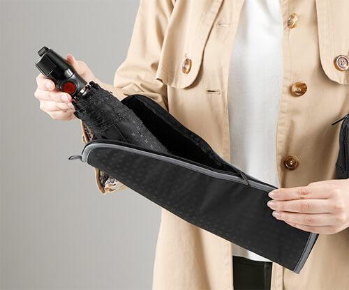 おしゃれな折りたたみ傘ケース2