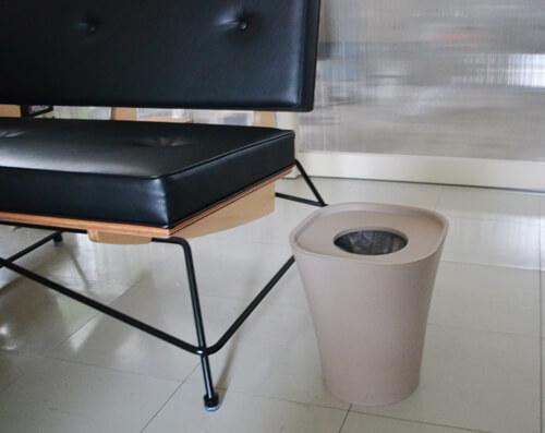 ジャスパー・モリソンがデザインしたマジスのかっこいいゴミ箱「トラッシュ」
