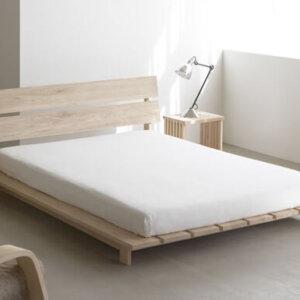 おしゃれなダブルベッド7選。インテリア性の高いアイアンや木製がおすすめ