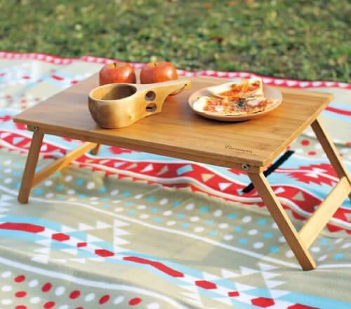 おしゃれな折りたたみテーブル10選。かわいいデザインもおすすめ