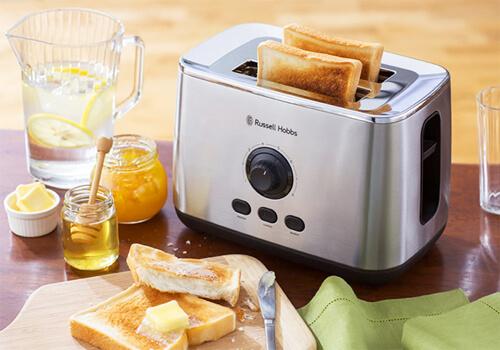 トースターの同時に焼ける食パンの枚数