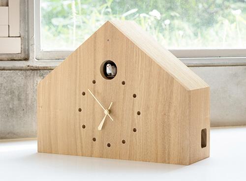 おしゃれな鳩時計8