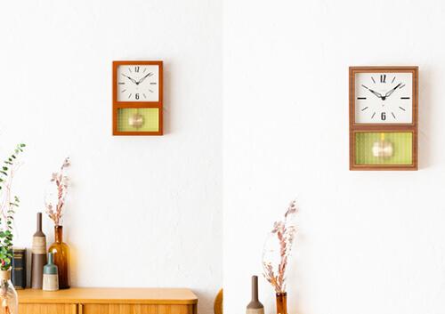 振り子時計のタイプ