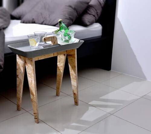 サイドテーブルのその他の機能