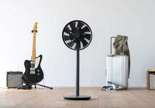 【2019年版】おしゃれなデザインの扇風機のおすすめ16選。レトロからスタイリッシュまで