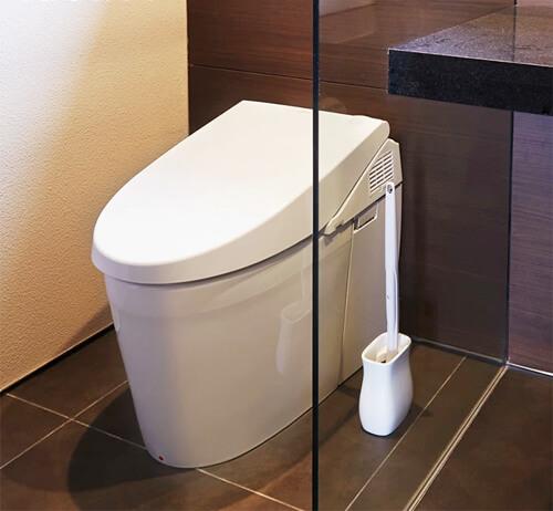 トイレブラシの収納ケース