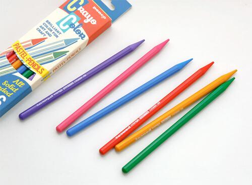 おしゃれな色鉛筆4