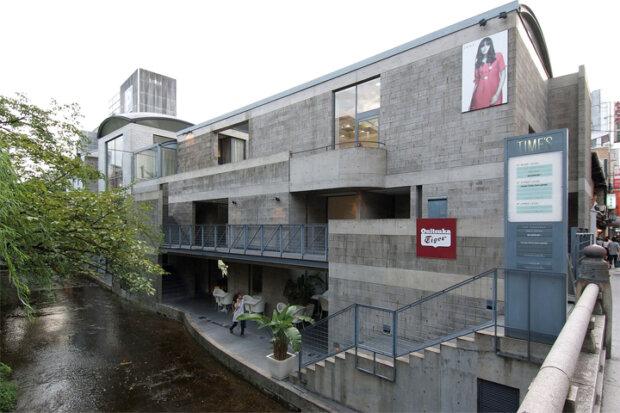 京都にある建築家の安藤忠雄の建築作品6選。TIME'Sや大山崎山荘美術館など