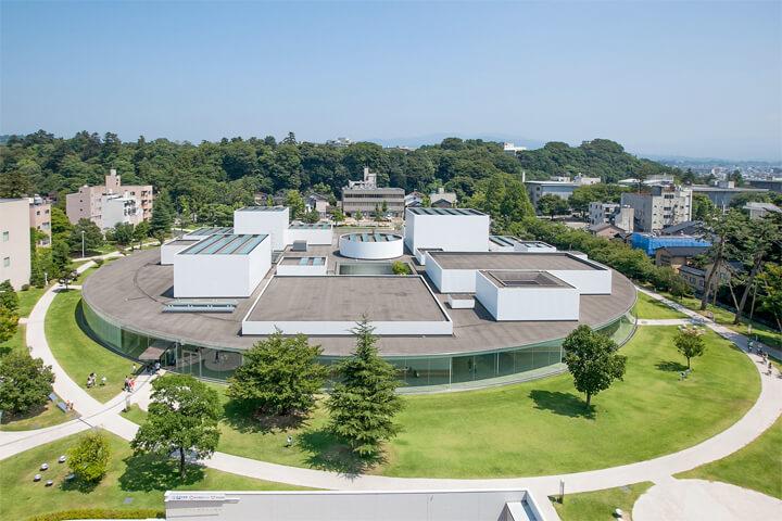 famous-architecture-kanazawa-ishikawa