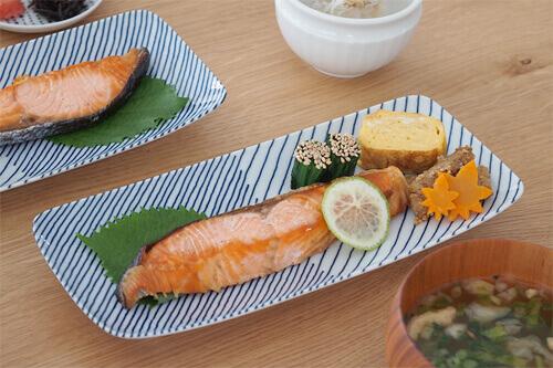 おしゃれなデザインの長皿・魚皿11選。焼き魚皿にもおすすめ