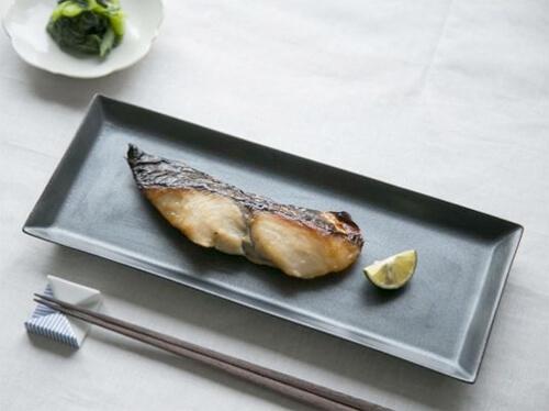 おしゃれな長皿・魚皿10